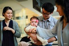 Interactions (Samir D) Tags: people baby canada girl vancouver canon eos 50mm kid lab child ubc mia vans labmates vancity lsi 2016 markiii samird vancitybuzz