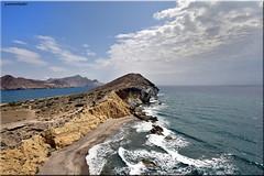 Morrn de Los Genoveses (juanmerkader) Tags: travel sea espaa naturaleza beach mar spain nikon europe picture pic almera cabodegata marinas picoftheday nikond750