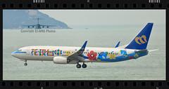 B-18659 (EI-AMD Photos) Tags: airport photos aviation hong kong lap mandarin boeing airlines hkg kok chek 737 vhhh eiamd b18659