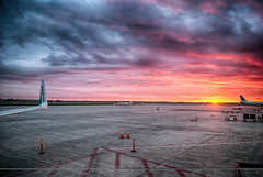 First sweet sunset pic of the year. Finally off the night shift!!! #airportlife #yow #bringonsummer #ottawa #avporn #avgeek #sunset (James Chevrier) Tags: sunset ottawa yow airportlife avgeek bringonsummer avporn