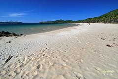 Sea Powder (engrjpleo) Tags: travel sea seascape beach water landscape coast seaside sand outdoor philippines shore elnido palawan waterscape twinbeaches nacpanbeach