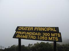 "Volcan Irazu: nada ! Tout est dans le brouillard ;) <a style=""margin-left:10px; font-size:0.8em;"" href=""http://www.flickr.com/photos/127723101@N04/26967283352/"" target=""_blank"">@flickr</a>"