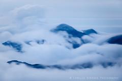Sgurr Mor at dawn (Camillo Berenos) Tags: greatbritain mountain mountains clouds dawn scotland summit inversion munro scottishhighlands