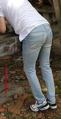 jeansbutt9602 (Tommy Berlin) Tags: men ass butt jeans ars levis
