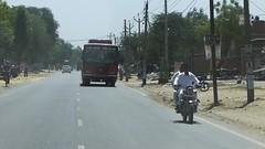 Kotkapura to Bathinda (VHS Channel) Tags: travel india bus truck video traffic april punjab 2016 bathinda nh15 kotkapura vhschannel to416 enroutetoronto416