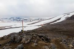 Day 1: On the Laugavegur trail (soumit) Tags: trek iceland august hike icefield hrafntinnusker 2015 laugavegurinn laugavegurtrail trekis