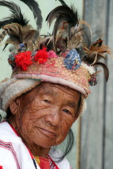 Lady Of The Rice Terraces (Alan1954) Tags: portrait holiday women asia philippines luzon 2015
