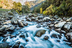 Merced River (Jamsheed Photography) Tags: merced river yosemite stones water hdr flow exposure long multipleexposure shutterspeed