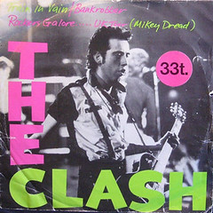 The Clash : Train In Vain (Howdy, I'm H. Michael Karshis) Tags: uk scotland go eu clash trump unionjack stay joestrummer mickjones drumpf brexit