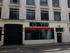 O Yes (failing_angel) Tags: london foyles cityofwestminster manettestreet 180715