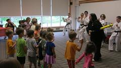 Kung Fu Panda (Geauga County Public Library) Tags: karate kungfu youthprograms