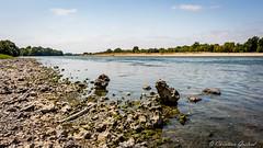 La Loire (christian.grelard) Tags: voyage travel tourism nature canon river eos eau rivire unesco loire loirevalley fleuve sauvage 700d canonfrance