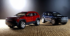 Jeep Cherokee Trailhawk -3 (difenbaker) Tags: jeep matchbox diecast