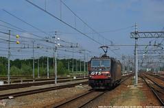 E483 051 (MattiaDeambrogio) Tags: train rail trains sasha treno alessandria gts bombardier traxx treni 051 semprepresente e483 boiachimolla nonsimollamai toglietemituttomanonlignoranza