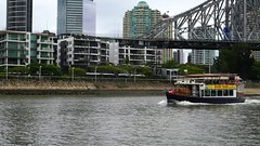 Brisbane River Tours on a dull day (Sheba_Also 11,000,000 + Views) Tags: river day brisbane tours dull