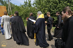 A cross procession from the village of Nikolskoe to the village of Adamovka / Крестный ход из Никольского в Адамовку (19)