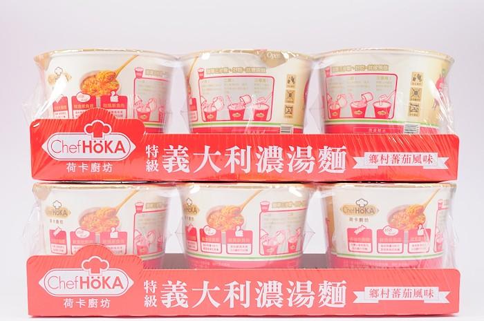 Chefhoka 荷卡廚坊 鄉村蕃茄濃湯麵