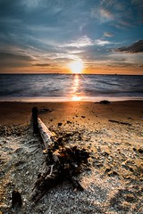 Golden Remis Beach (MOG'S) Tags: sunset beach log sundown coastal malaysia goldenhour jeram selangor remis malaysialandscape pantairemis pantaijeram 5dmarkiii 5dmark3 landscapemalaysia malaysialandscapespot