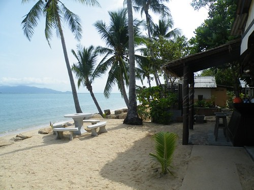 Slow afternoon, Mae Nam Beach, Ko Samui, Thailand