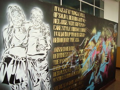 HENRICH KARL BUKOWSKI 1920-1994 (Assi-one) Tags: street usa art stencil arte graffitti alemania tetas bukowski tette mierda shemale pochoir culos schablonen figa callejero charls tuya chochos mascherine puttane stronze pederastas assione nirchia chinbos berrnarda