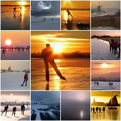 Dutch love to skate (B℮n) Tags: winter sunset sun snow playing cold holland ice boys netherlands colors dutch sport speed geotagged zonsondergang fdsflickrtoys topf50 natural action skating hans freezing fast 7 skaters nostalgia enjoy skate million skater blade zon skates blades ae graden colder fever waterland slee actie kou ijs sledges schaatsen weer koud monnickendam sharpened ooster holysloot ijspret hendrick brinker elfstedentocht broek tafereel koek ransdorp 50faves vriezen natuurijs weilanden uitdam avercamp waterlandoost zopie ijzers hockeyen avercamps geo:lon=4998307 geo:lat=52402995