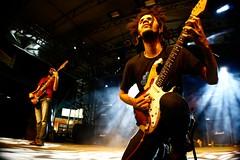 Macaco Bong (pedrokrum) Tags: show santa rock macondo circus maria praa cobertura colaborativa