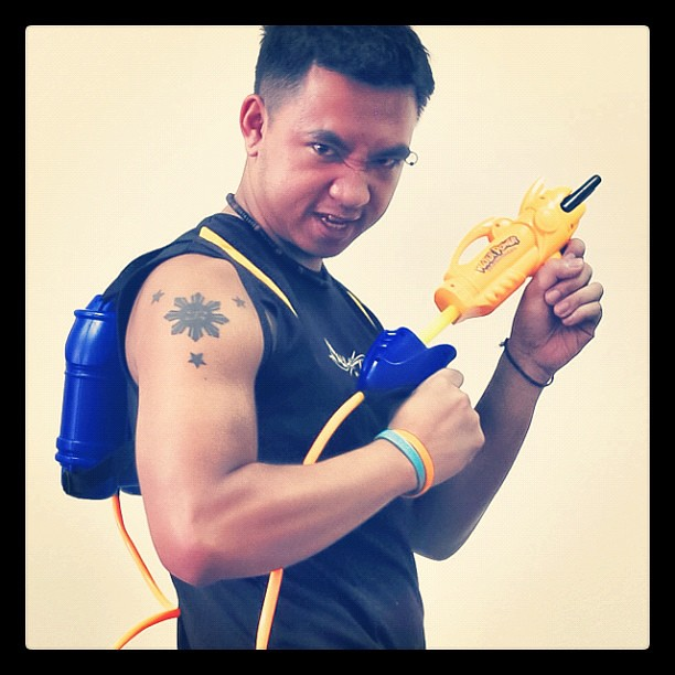 Are you ready for SONGKRAN!?