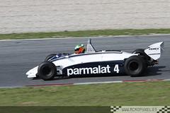 [4] Joaquin Folch (Brabham BT49C) (DFGfotografia) Tags: barcelona cars car coche motor catalunya circuit campeonato coches montjuich montmelo vehiculos circuito espíritu circuitdecatalunya clasicos gpmasters joaquinfolch circuitcatalunya brabhambt49c mckopy mckopyxel wwwmckopyxeles