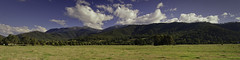 Mt. Buffalo - Victoria (Damien Seidel) Tags: panorama mountain grass bright farm victoria fields paddock myrtleford mtbuffalo porepunkah alpline