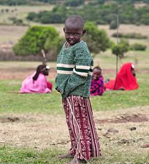 Masai pose II (Hctor del Hoyo) Tags: africa pose kenya culture traditions tribal safari mara tribes tribe ethnic kenia masai cultura ethnology tribu tradiciones etnia tribus ethnie hectordelhoyo