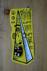 Pyramid Cyclops (ViSiON (NZ)) Tags: christchurch illustration graffiti sticker stickerart vision handdrawn graffitiart sydneygraffiti stickercollection stickergrafitti nzstreetart christchurchgraffiti nzgraffiti chchstreetart christchurchstreetart chchgraffiti visionstreetart visionchchnz nzgraffitiart christchurchgraffitiart nzstickerart sydneygraffitiart sydneystickergraffiti sydneystickerbomb