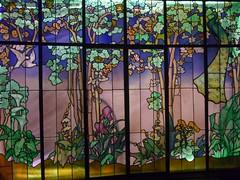 Vitrail dit de La salle (1904), Jacques Gruber - Muse de l'Ecole de Nancy (54) (Yvette Gauthier) Tags: muse artnouveau vitrail nancy 54 meurtheetmoselle htelparticulier jacquesgrber