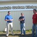 Steven Myers Visits Local Business Absolute Custom Kitchens