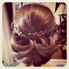 """Bridal Hair"" (Gemma Sutton) Tags: hair bridal updos weddinghair bridalhair bridalstyles bridalupdos bridesinsurrey"