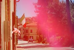Vado a vedere il Giro V (Pernin) Tags: cycling nikon ciclismo giro 2012 salita ditalia d3000 montecarotto