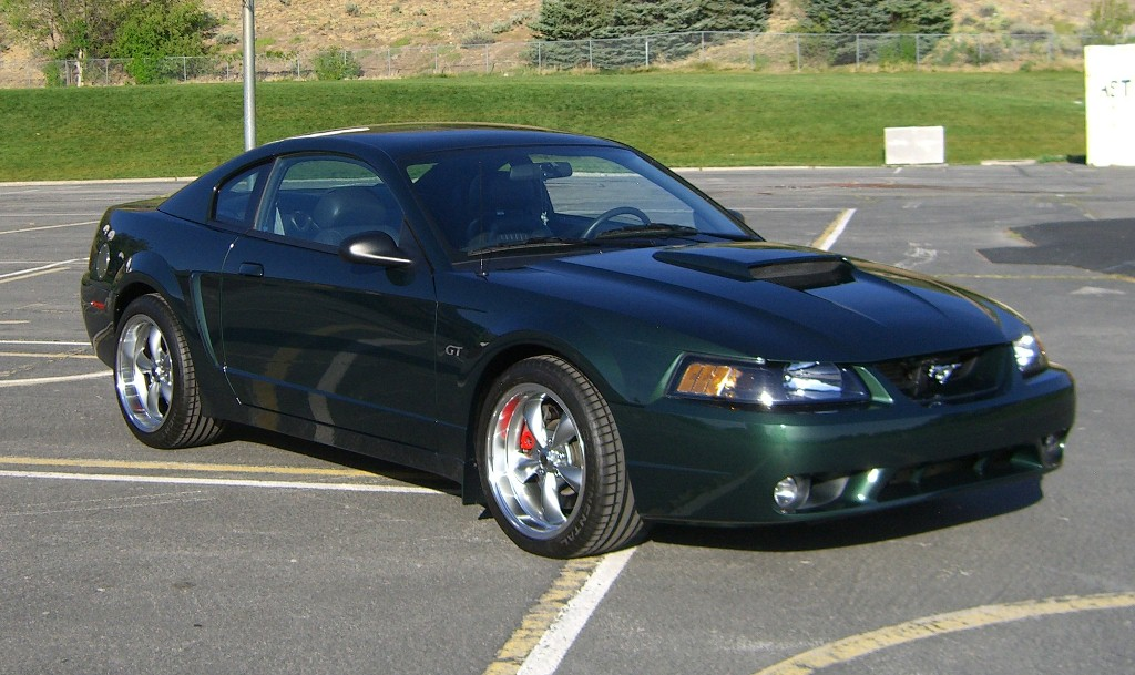1999 Mustang Bumper Cover >> The World's Best Photos of 2001 and bullitt - Flickr Hive Mind