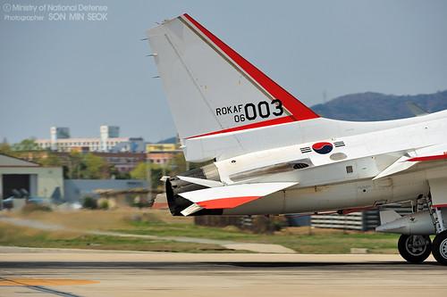 2009년 3월 공군 T-50 (20)