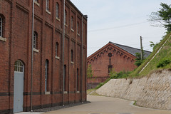 Maizuru Red Brick Warehouse Park (4) (double-h) Tags: warehouses maizuru  maizururedbrickwarehouse