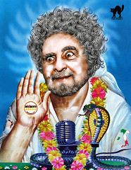 BEPPE GRILLO: il VAFFANGURU dell'ANTI-POLITICA (o il GURU del VAFFA...) (The PIX-JOCKEY (visual fantasist)) Tags: portrait italy photoshop italia joke politics fake humour photomontage chop caricature movimento ritratto guru beppegrillo politica grillo fotomontaggi democrazia robertorizzato movimento5stelle pixjockey
