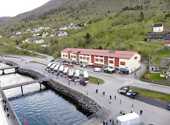 Olden Harbour (Eddie Crutchley) Tags: norway harbour olden innvikfjorden