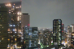 Tokyo skyline by night (the_amanda) Tags: city japan skyline night lights tokyo nocturnal skyscrapers busy day147 project365