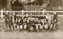Angus Cycling Club 1937 (chainwheel52) Tags: scotland angus forfar cyclingclub