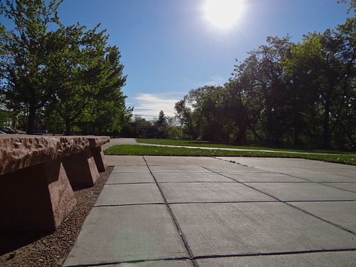Photo - Civic Park looking east