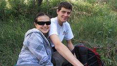 Lovers at Mission Trails (Patty Mooney) Tags: fun picnic hiking romance adventure biking hikers mountainbiking enjoyment walkingthedog missiontrailsregionalpark
