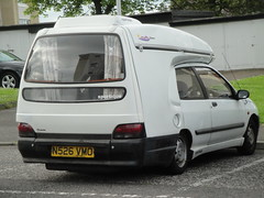 1995 Renault Clio Stimson Sportique camper (GoldScotland71) Tags: clio renault 1995 camper 1990s stimson sportique caravanette n526vmo
