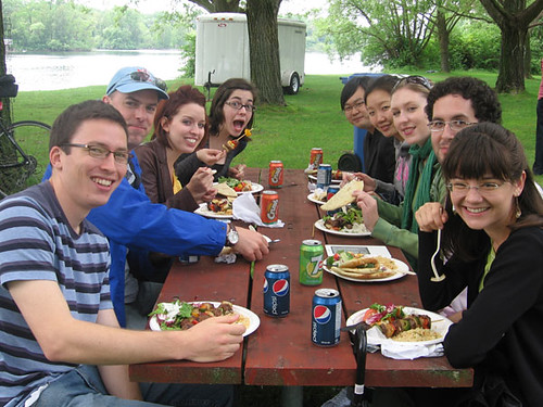 The Annual TBSI Picnic - 2010