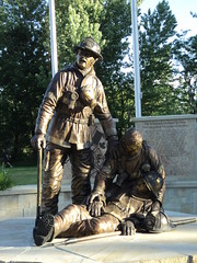 Fallen Firefighter Memorial (kencf0618) Tags: boise greenbelt monuments firefighters memorials boisegreenbelt firefightermonuments