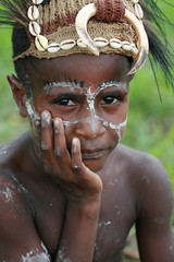 Oceania - Papua New Guinea / Bodypaint - RURO photography
