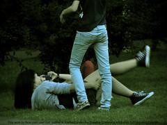 (cod_gabriel) Tags: park people youth romano romania bucharest bucuresti bukarest roumanie rumano boekarest bucarest rumanos romnia bucureti bucareste romenos rumnen