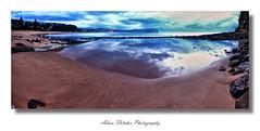 MACMASTERS BEACH (GTV6FLETCH) Tags: panorama sunrise oceanpool macmastersbeach